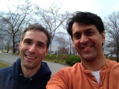 Raj Khera and Jeff Kaplan