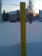 DC snow storm